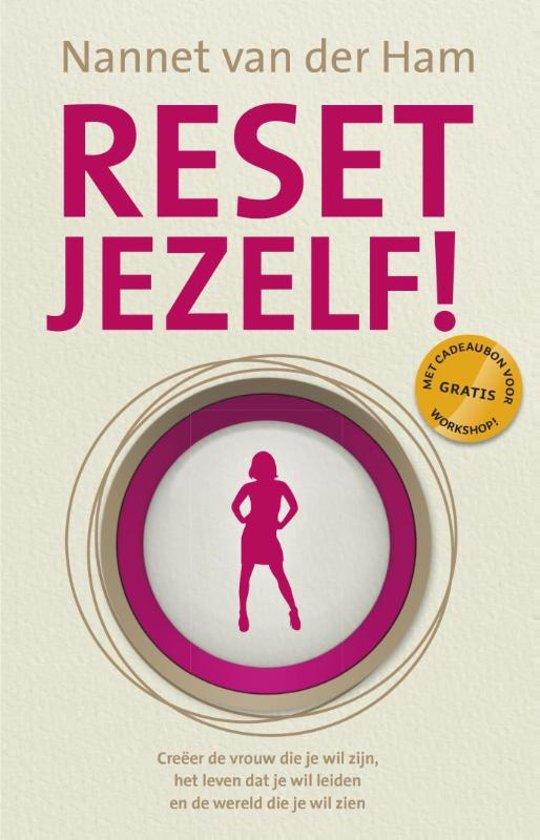 Reset Kinderkleding.Bol Com Reset Jezelf Nannet Van Der Ham 9789492199577 Boeken