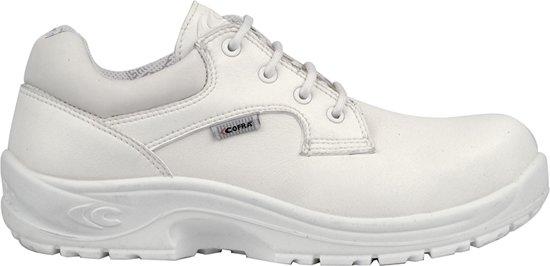 Werkschoenen Met Witte Zool.Bol Com Witte Werkschoenen Model Remus S2 Src Maat 37