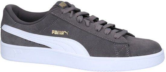 Grijze Puma Court Breaker Derby Sneakers Heren 40