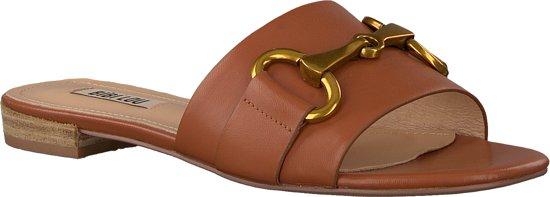 Bibi Lou Dames Slippers 520z10vk - Cognac