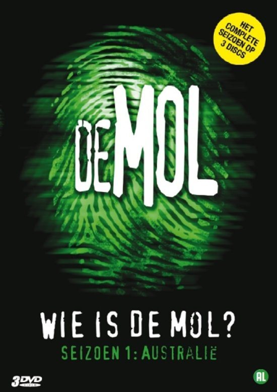 Wie Is De Mol S1