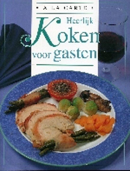 A La Carte Koken Voor Gasten - E. Kingsgarden pdf epub