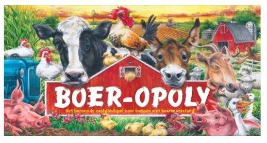 BOER-OPOLY SPEL