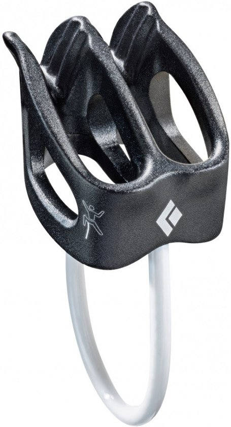 Black Diamond ATC XP zekerapparaat voor diverse touwsoorten Blauw