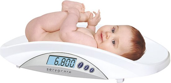 bol.com | Digitale babyweegschaal