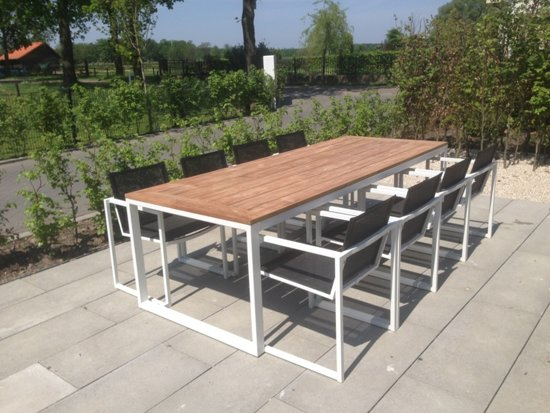 Tuinset San Remo 8-persoons teak