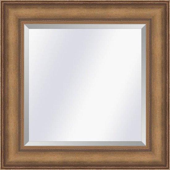 Moderne Klassieke spiegel Lille Brons medium 59mm          Buitenmaat 73x103cm
