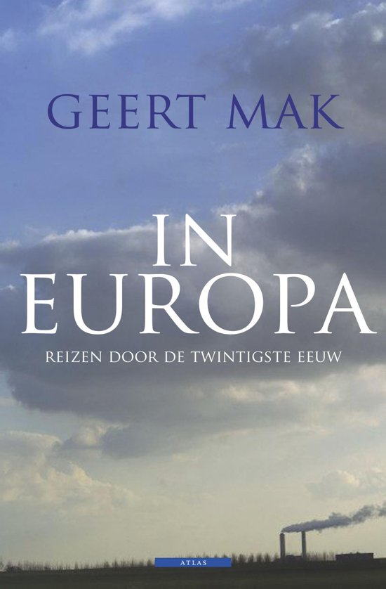 Boek cover In Europa van Geert Mak (Onbekend)