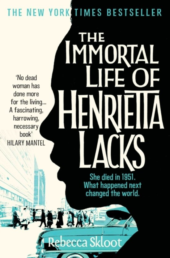 Boek cover The Immortal Life of Henrietta Lacks van Rebecca Skloot (Paperback)
