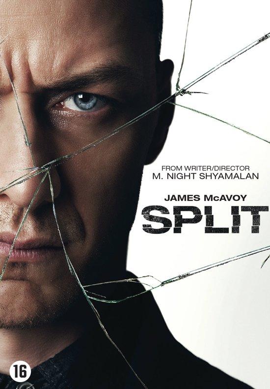 DVD cover van Split