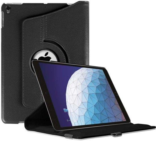 Rotating 360 Hoes voor iPad Air - zwart
