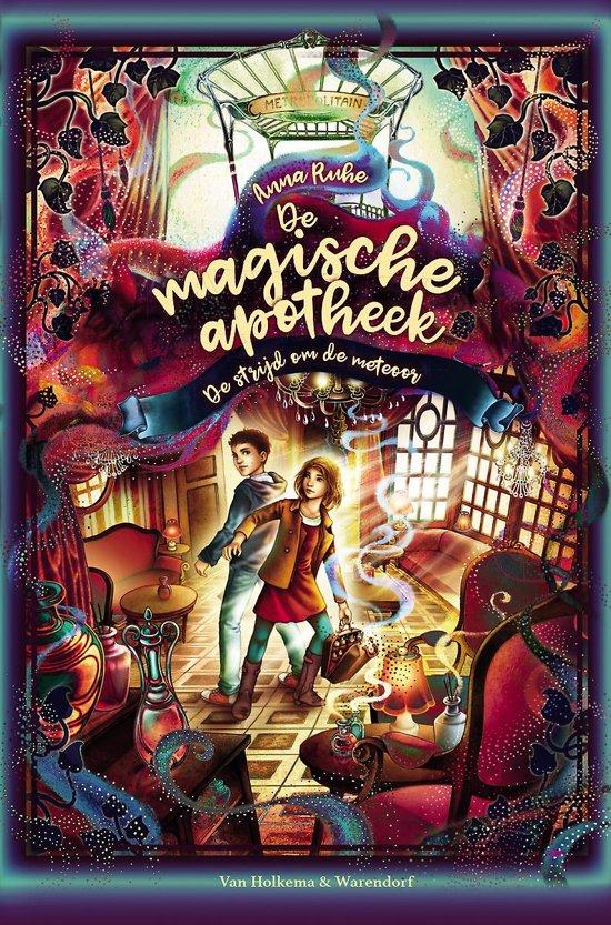 Boek cover De magische apotheek 3 - De magische apotheek 3 van Anna Ruhe (Hardcover)