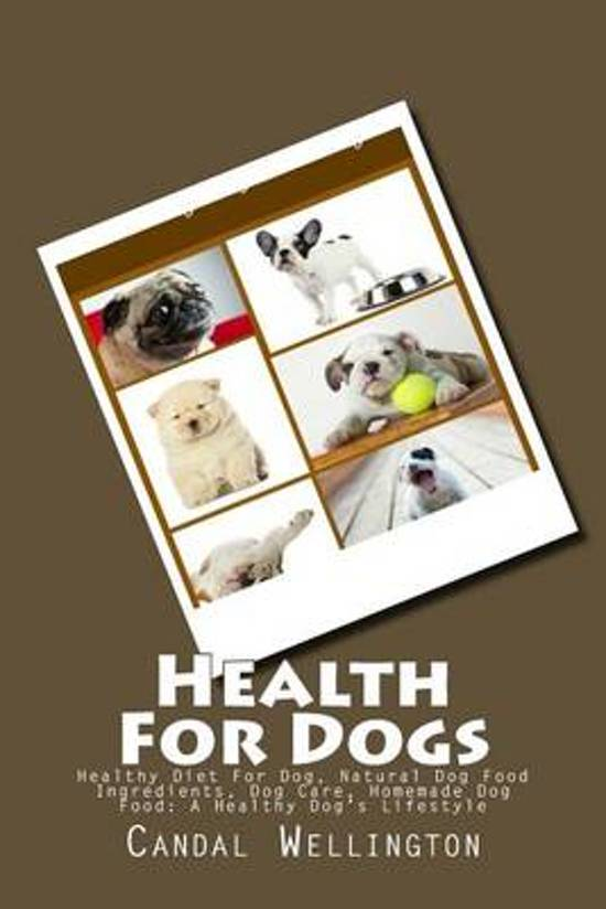 Bolcom Health For Dogs Candal Wellington 9781493730421 Boeken