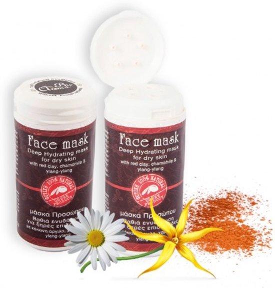 Gezichts masker voor de droge huid 40ml.