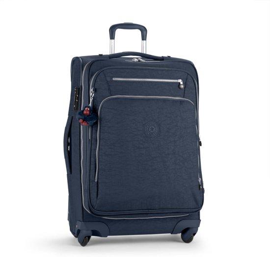 5ad593ae9ce bol.com | Kipling Youri Spin 68 Koffer - 68 cm - True Blue