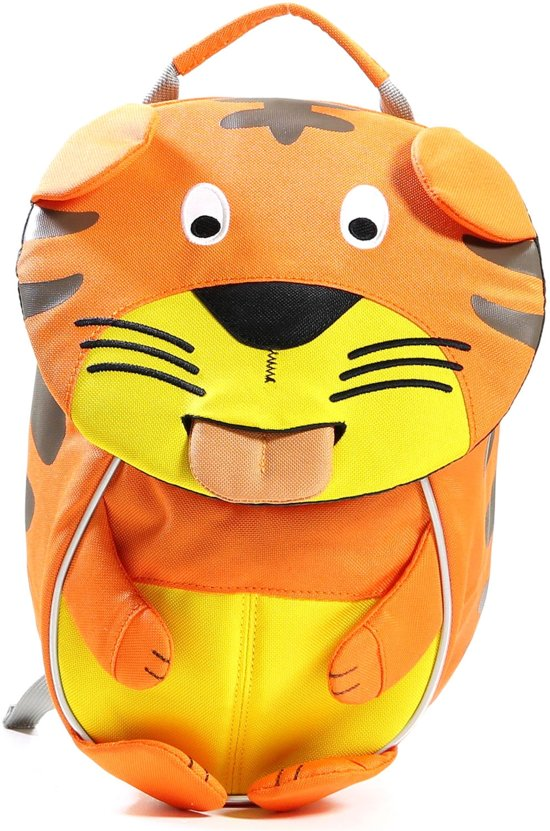 d3e7f087019 bol.com | Affenzahn Timmy Tiger- Rugzak - Kinderen - Oranje
