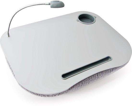 Goede bol.com   laptopkussen LED - laptoptafel draagbaar - schootkussen PF-41