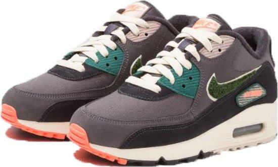 Nike Air Max 90 Essential Sneakers Heren zwartantra AJ1285 009 maat 42