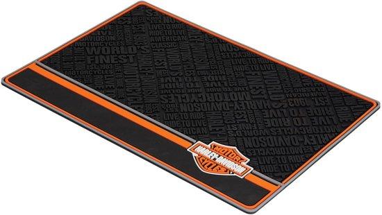 Harley-Davidson drank mat