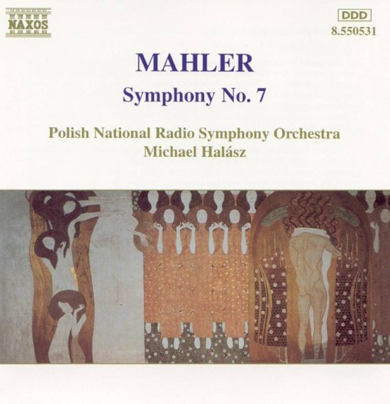 Mahler: Symphony no 7 / Michael Halasz, Polish National SO