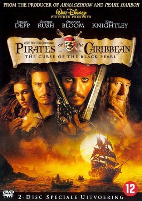 PIRATES OF THE CARIB. 2 DISC DVD NL