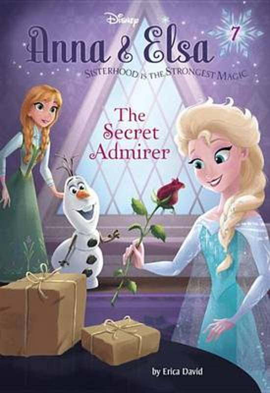 Anna and Elsa #3: A Warm Welcome Disney Frozen Stepping Stone Books