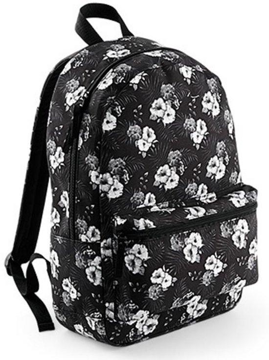 Bagbase Graphic backpack. Kleur Mono Hawaiian