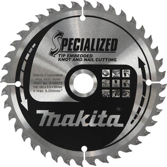 Makita B-40624 Zaagb TipE 260x30x2,3 32T 5g