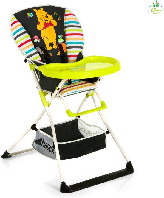 Baby In Kinderstoel.Hauck Mac Baby Deluxe Kinderstoel Pooh Tidy Time
