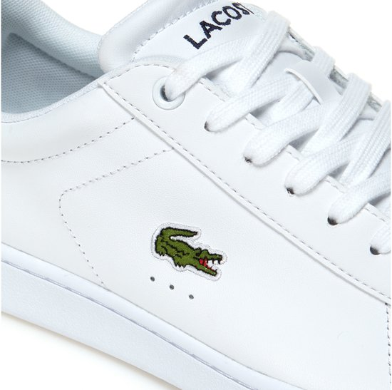 1 Evo Wit Carnaby zwart Maat Mannen Sneakers Bl Lacoste 41 tUpqx