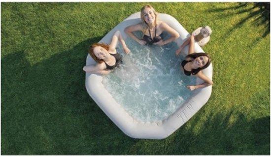 Intex 28414 Pro Jacuzzi 'Pure Spa bubble therapy' 201cm x 71cm - Opblaasbare Jacuzzi