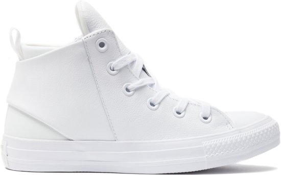 converse lage witte sneakers dames