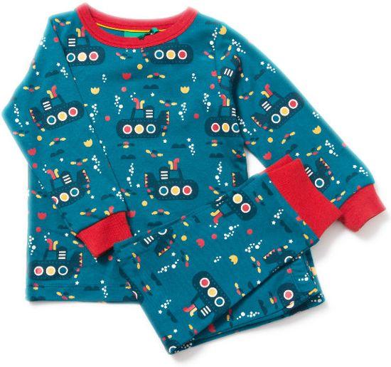 Pyjama under the Sea van Little Green Radicals (3-4 jr)