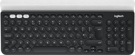 Logitech K780 - Multi-Device Bluetooth Toetsenbord - Qwerty