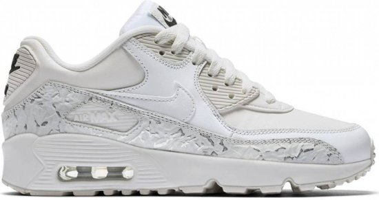 | Nike Air Max 90 Leather SE GG Summit White