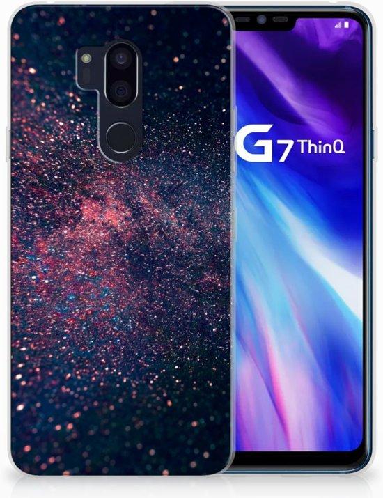 LG G7 Thinq TPU Hoesje Design Stars