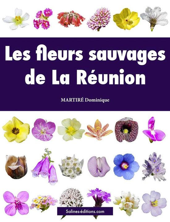 les fleurs sauvages de la r union ebook adobe epub dominique martir 978295499011. Black Bedroom Furniture Sets. Home Design Ideas
