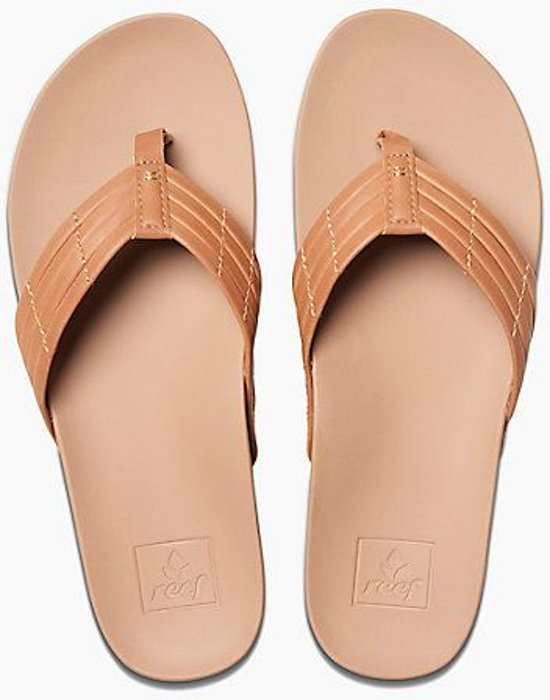 Reef Cushion Bounce Sunny bruin slippers dames
