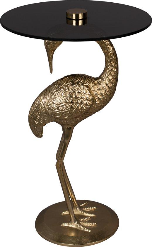 Dutchbone Crane - Bijzettafel - Goud