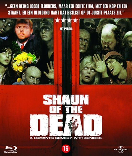 Shaun Of The Dead (D) [bd]
