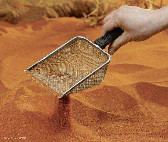 Exo Terra Metal Poop Scoop - Reptielverzorging