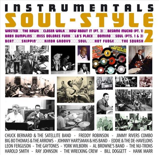 Instrumentals Soul Style Vol. 2