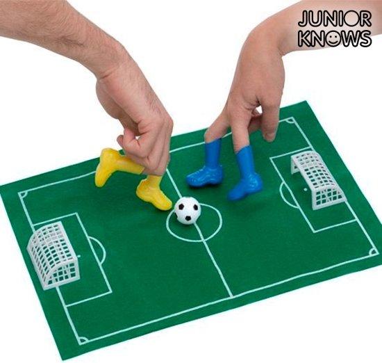 Afbeelding van het spel Voetbalspel met Vingers (8 stuks)