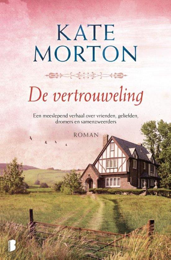 Boek cover De vertrouweling van Kate Morton (Paperback)