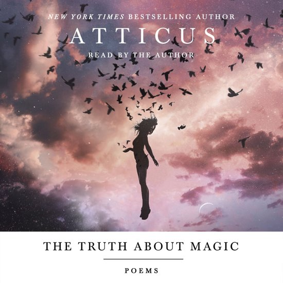 Boek cover The Truth About Magic van Atticus (Onbekend)