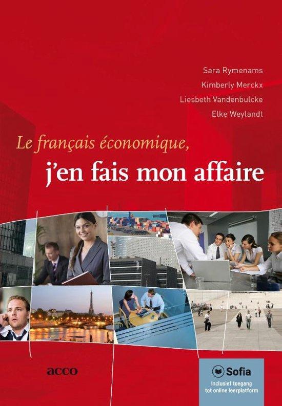 book-image-Le français économique, jen fais mon affaire