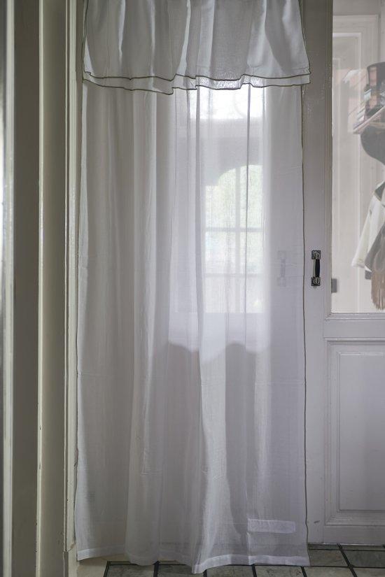 Bolcom Riviera Maison Fancy Frill Curtain Gordijn 140x270