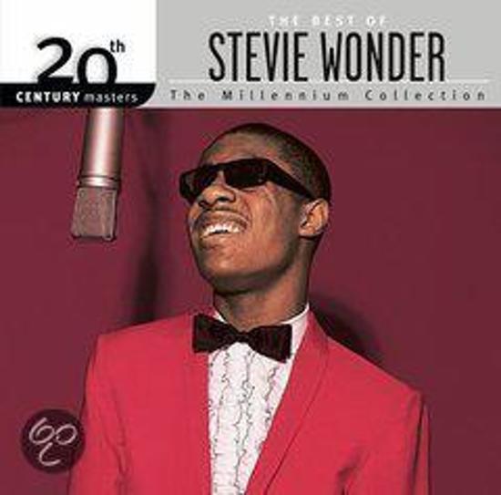 Wonder Stevie - 20th Century Masters -12t (Usa)