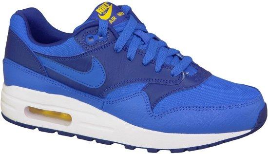 air max 1 blauw