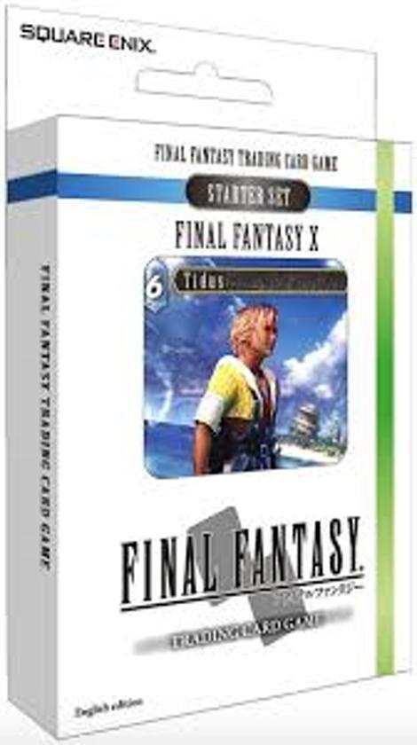 Afbeelding van het spel Final Fantasy TCG Final Fantasy 10 Starter Set